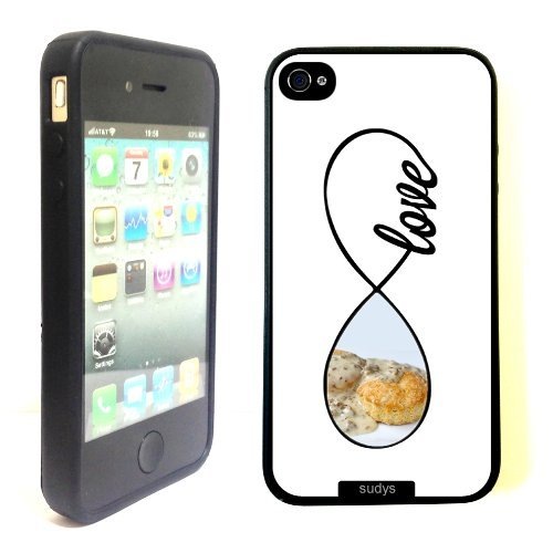 sudysaccessories-biscuits-n-gravy-love-food-infinity-forever-thinshell-case-protective-iphone-4-case