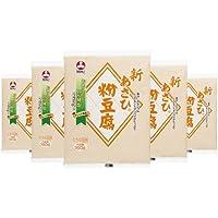 Asahimatsu Foods Co., Ltd. Nueva Asahi piezas 160gX5 queso de soja en polvo