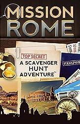 Mission Rome: A Scavenger Hunt Adventure (For Kids)