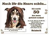 Lustige, Witzige Einladungskarten für runden Geburtstag - kostenloser Eindruck Ihres Textes 90 Karten Din A6