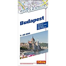 Budapest : 1/20 000