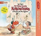 Alles klar! Der kleine Drache Kokosnuss erforscht das Alte Ägypten (Drache-Kokosnuss-Sachbuchreihe) - Ingo Siegner
