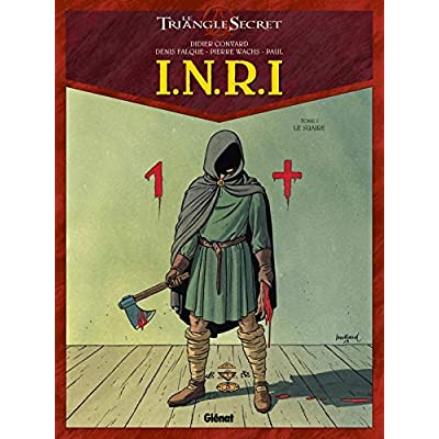 I.N.R.I - Tome 01: Le Suaire
