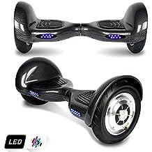 Markboard Gyropode Bluetooth 10 Pouces, Balance Board Scooter Électrique Auto-équilibrage