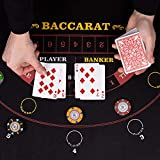 Brybelly Baccarat Casino Felt