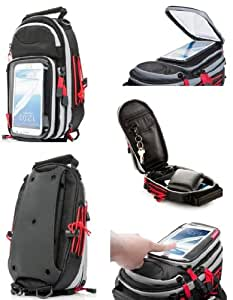 MK00P155A-T301 Capdase mKeeper Smartphone Tank Bag Tano for Motorcycles : 155x95x13 mm