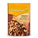 Seeberger Cashewkerne geröstet, gesalzen, 12er Pack