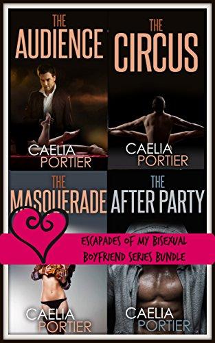 Escapades of My Bisexual Boyfriend Series Bundle: Swingers Club Boxed Set (English Edition)