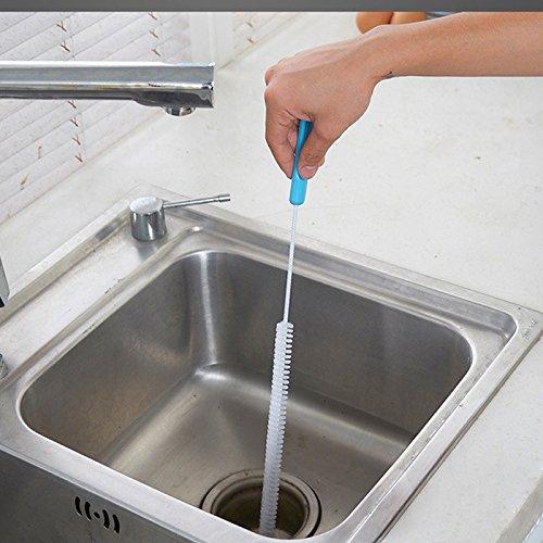 2-stuck-71cm-flexible-waschbecken-abfluss-pinsel-reiniger-kuche-bad-reinigungswerkzeug-zufallige-far