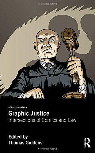 Graphic Justice: Intersections of Comics and Law (2015-03-30)