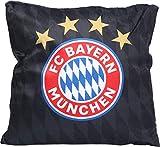 FC Bayern München Kissen Black