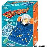 Bingo Con Bombo Grande Caja 30x24cm