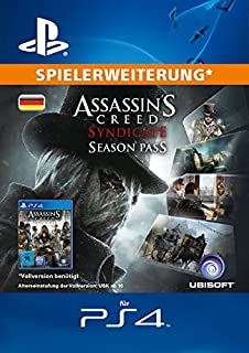 Assassin's Creed Syndicate - Season Pass [Spielerweiterung] [PS4 PSN Code - deutsches Konto] (B016LI3XM6) | Amazon price tracker / tracking, Amazon price history charts, Amazon price watches, Amazon price drop alerts