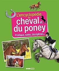 L'encyclopédie du cheval et du poney : Pratiques, soins, disciplines...