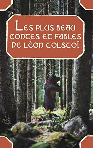 Couverture du livre Les plus beau contes et fables de Léon Tolstoï