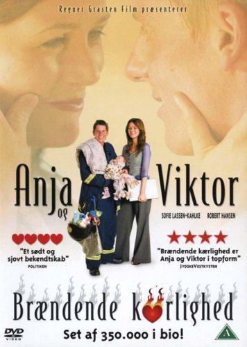 Anja & Viktor: Flaming Love [Region 2]