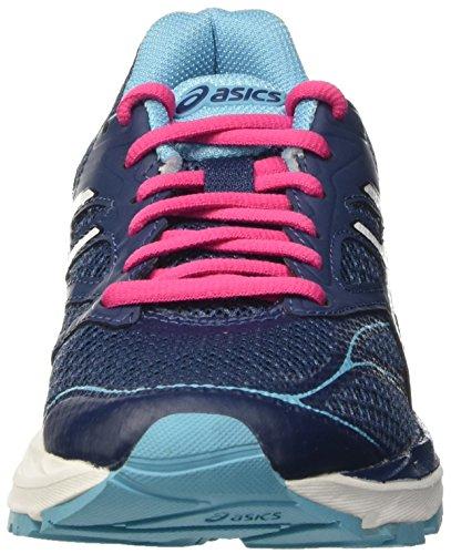 Asics Gel-Pulse 8, Scarpe da Ginnastica Donna Blu (Poseidon/White/Sport Pink)