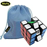 MoYu Hualong 3x3x3 Speed Puzzle Magic Cube Black With a MoYu Cube Bag MOYU Hualong 3x3x3 velocidad Puzzle Magic Cube negro con un cubo de MOYU Bolsa