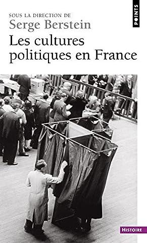 Histoire Contemporaine Politique Et Sociale - Les cultures politiques en