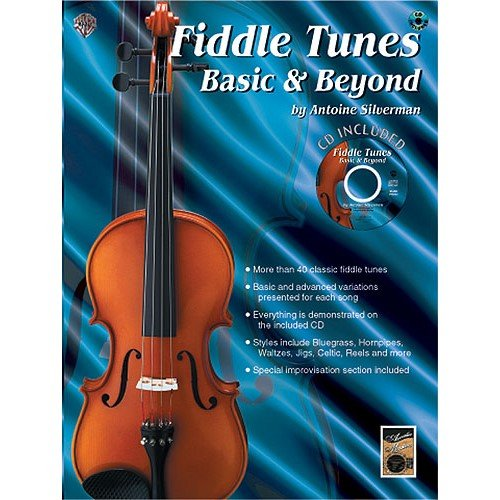 Silverman?: Fiddle Tunes Basic et au-delà. CD, partitions pour violon