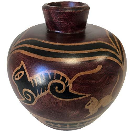 Zen et Ethno-Vase