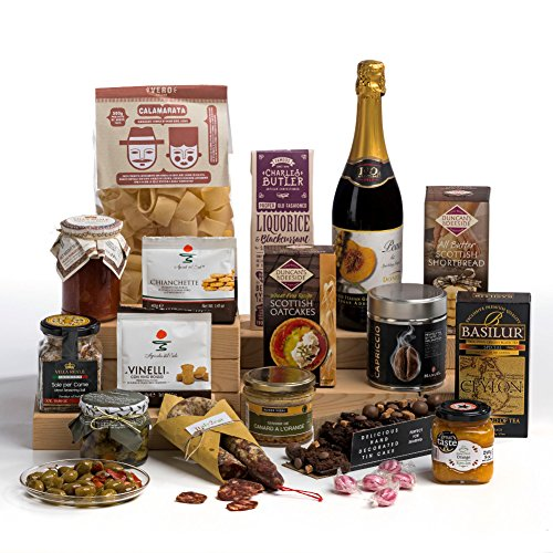 Hay Hampers Luxury Pantry Hamper Box - FREE UK Delivery