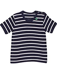 Fred's World by Green Cotton Baby Stripe S/SL T Baby T-Shirt