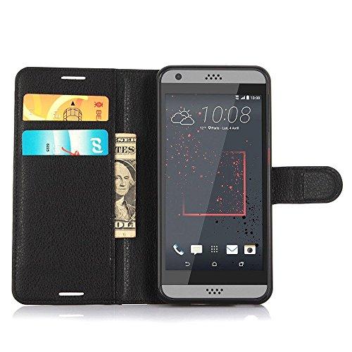 nwnk13r-designer-slim-book-wallet-flip-case-cover-for-htc-desire-510-610-530-desire-626-black
