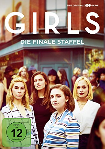 Girls - Staffel 6 (2 DVDs)