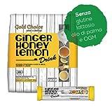 Ginger Honey Lemon Drink - Drink mit Ingwer, Honig und Zitrone - 20 Sticks à 10g