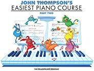 John Thompson's Easiest Piano Course - Part 2 - Book