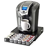 Keurig Brewed Under The Brewer 36 K-Cup Capacity Rolling Drawer by Nifty