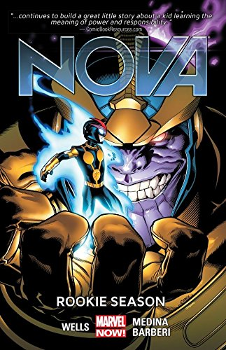 Nova Vol. 2: Rookie Season (Nova (2013-2015)) (English Edition)