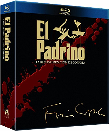 Trilogía El Padrino [Blu-ray]