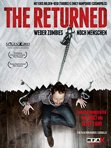 The Returned - Weder Zombies noch Menschen Cover