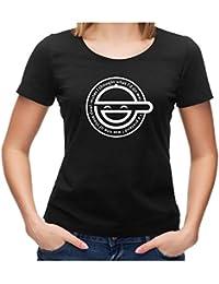 The Laughing Man Fan Logo T-Shirt Fanshirt