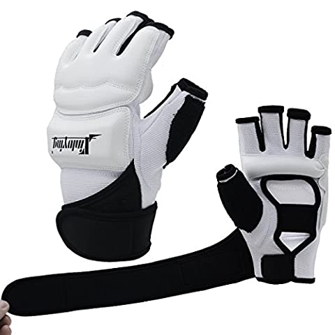 Xinluying MMA Martial Arts Gloves Boxing Grappling Karate Sparring Muay