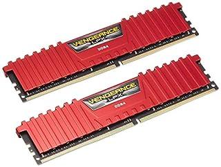 Corsair Vengeance LPX - Módulo de Memoria XMP 2.0 de Alto Rendimiento de 32 GB (2 x 16 GB, DDR4, 2666 MHz, C16) Color Rojo (B014JESOF0) | Amazon price tracker / tracking, Amazon price history charts, Amazon price watches, Amazon price drop alerts