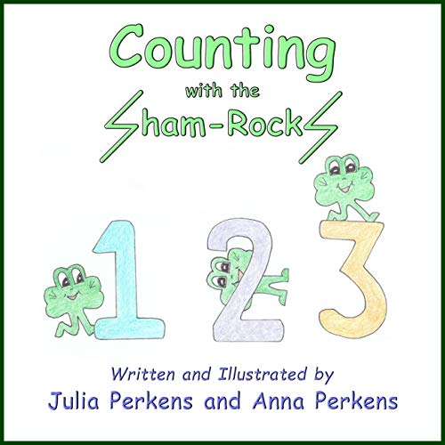 Counting with the Sham-RockS   *** Top 3 Book *** (English Edition) Shams Rock