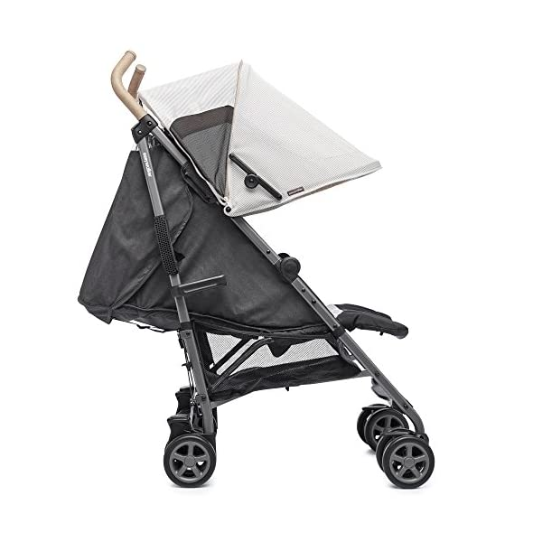 Easywalker Buggy Classic Breton  Suitable from birth 5 point 3 position harness Four recline positions with near flat recline 2
