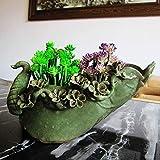 SHIYZII Shiyzi Dekoration für Heimwerker, Keramik-Ornamente, schönes Zuhause, Hundert, weiche...