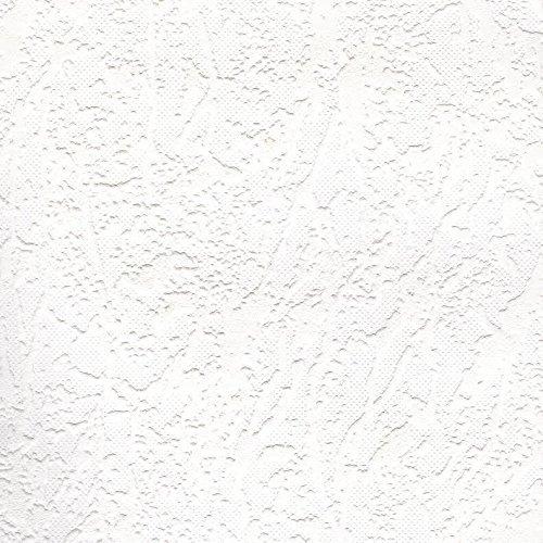 white-fd13452-supatex-blown-vinyl-paintable-fine-decor-wallpaper