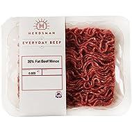 Herdsman British 20% Fat Beef Mince, 500 g