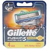 Gillette Fusion ProGlide Power Yedek Tıraş Bıçağı, 4'lü