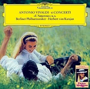 Vivaldi: 6 Concerti by Imports (2014-05-21)