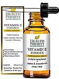 Aceite 100% natural y orgánico de vitamina E para la cara y la piel - 15,000/30,000...