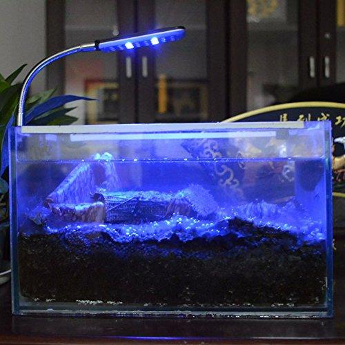 GEEDIAR-Aquarium-beleuchtung-Lampe-LED-Aufsetzleuchte-Blau-Wei-Licht