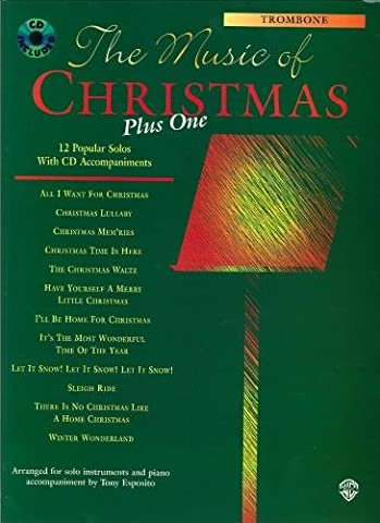 The Music of Christmas Plus One with CD (Audio)