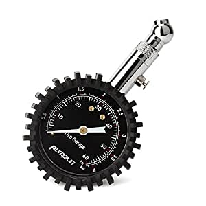 PUMPKIN Reifendruckmesser Auto Reifendruckprüfer Manometer
