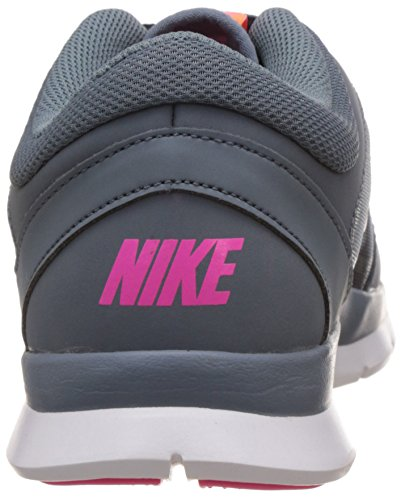 Nike Wmns Flex Trainer 4 - Sneaker per damen Bl Grpht/Pnk Pw-Clssc Chrcl-Tt